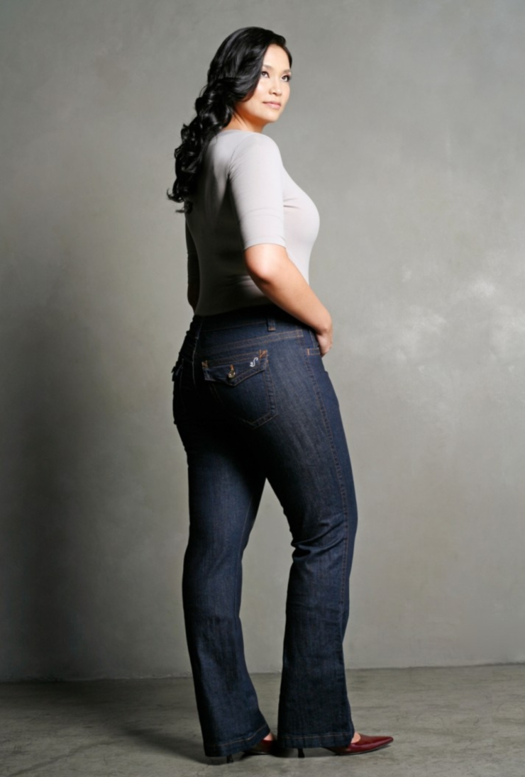women s plus size pants in tall photo - 1