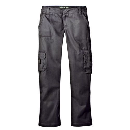 women s relaxed cargo pants photo - 1