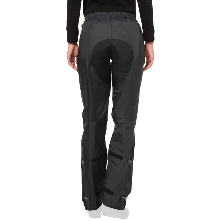 women s yaras rain pants - black photo - 2