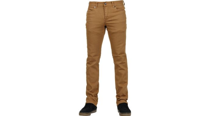 womens black pants with brown shoes photo - 1