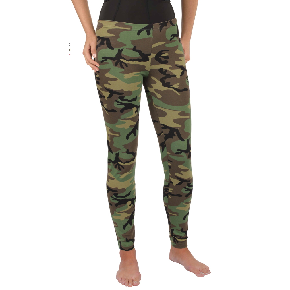 womens camo pants photo - 2