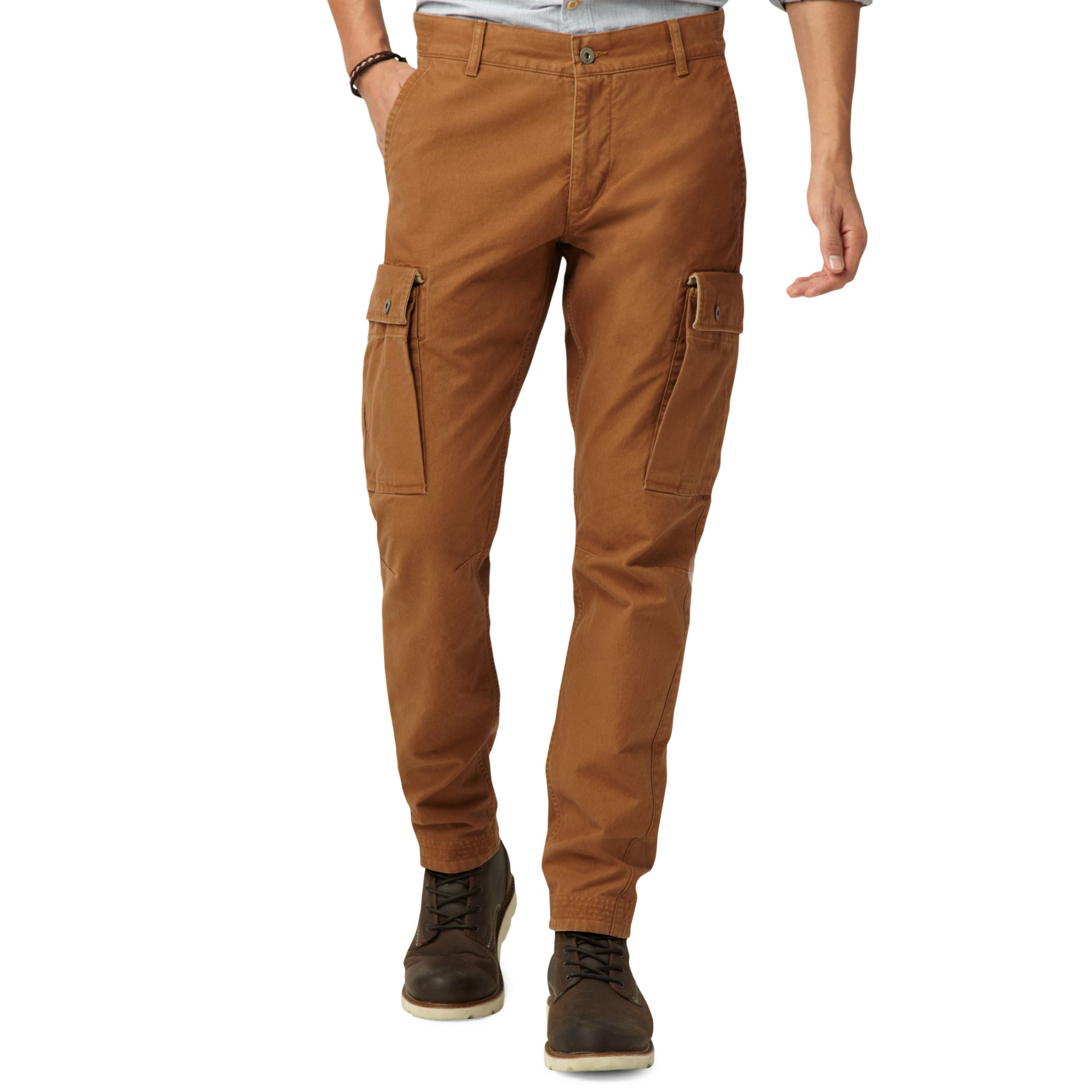 womens cargo pants dockers photo - 1