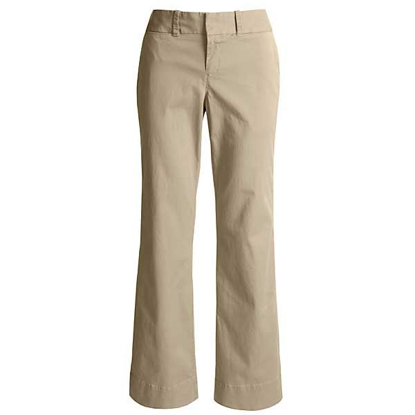 womens cargo pants dockers photo - 2