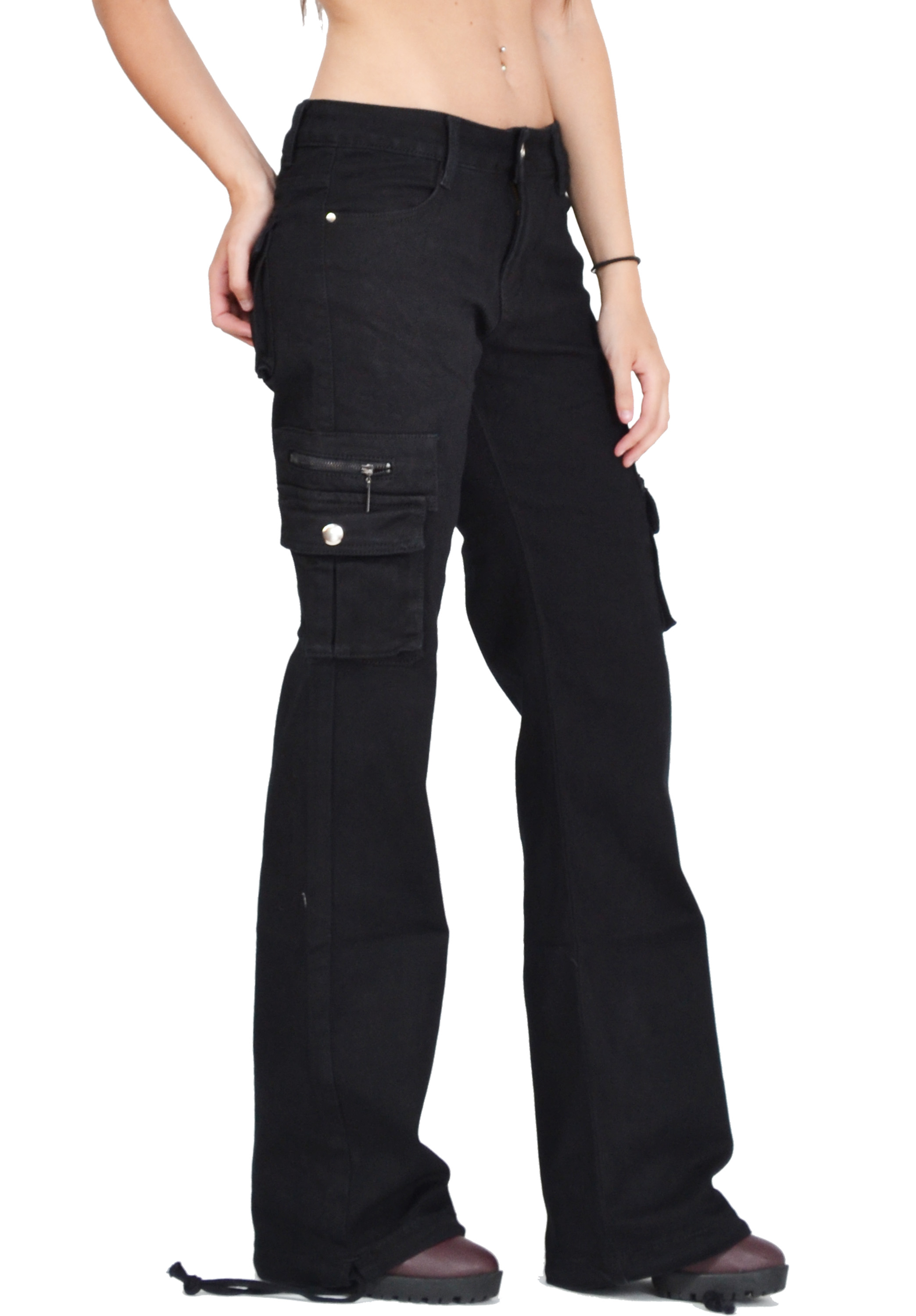 womens cargo pants ebay photo - 2
