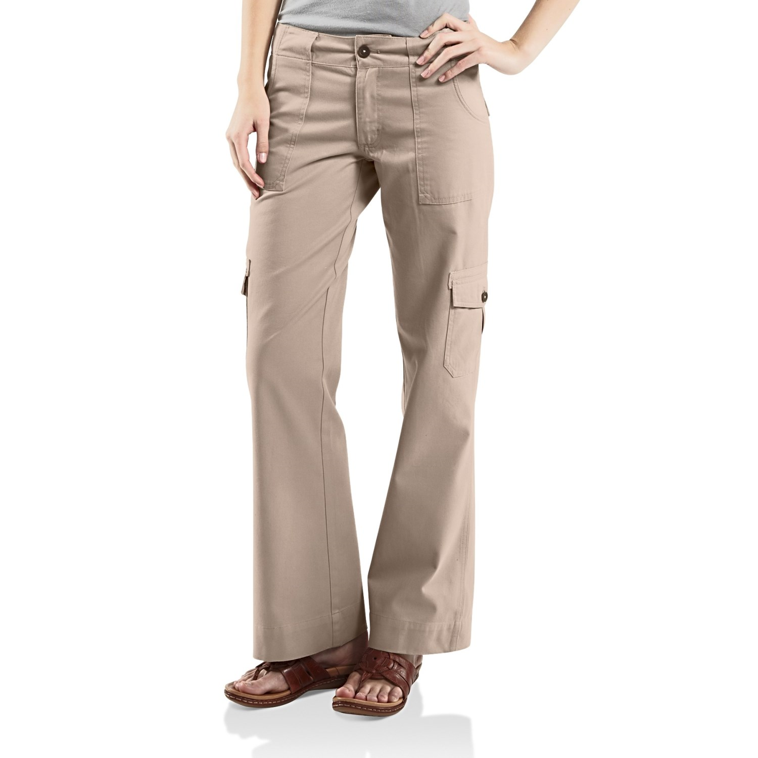 womens cargo pants for sale photo - 1