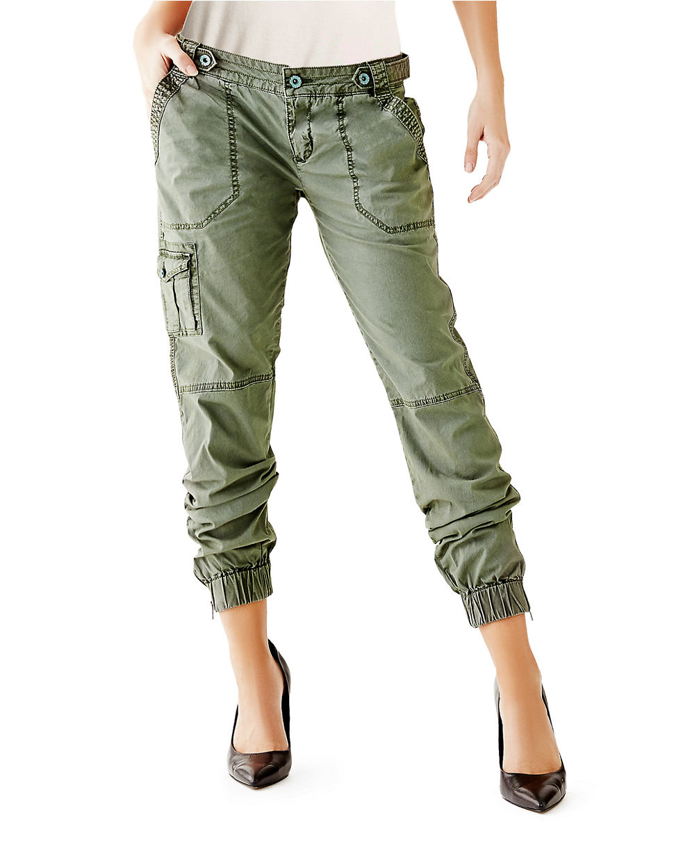 womens cargo pants j crew photo - 1