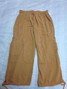 womens cargo pants made in usa photo - 1
