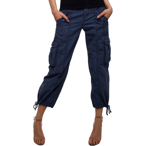 womens cargo pants online photo - 2