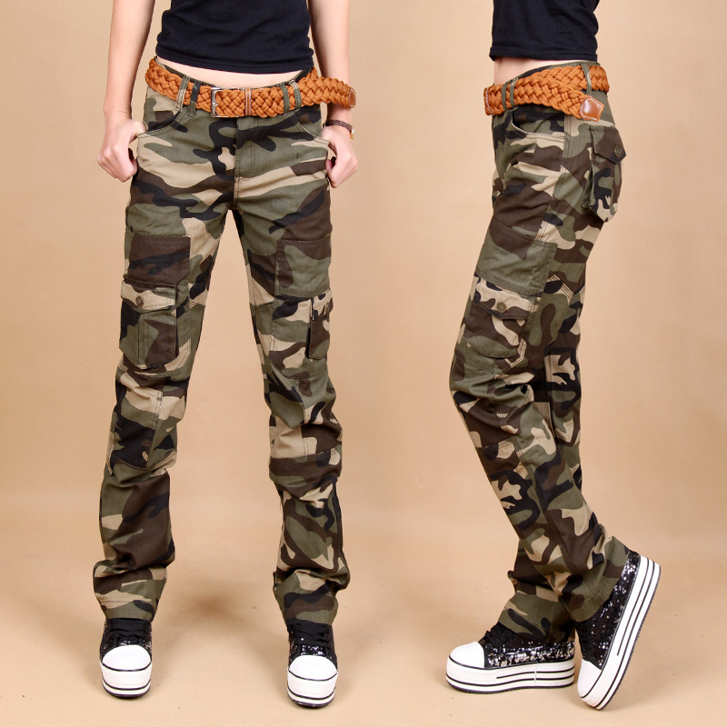 womens cargo pants outfits photo - 1