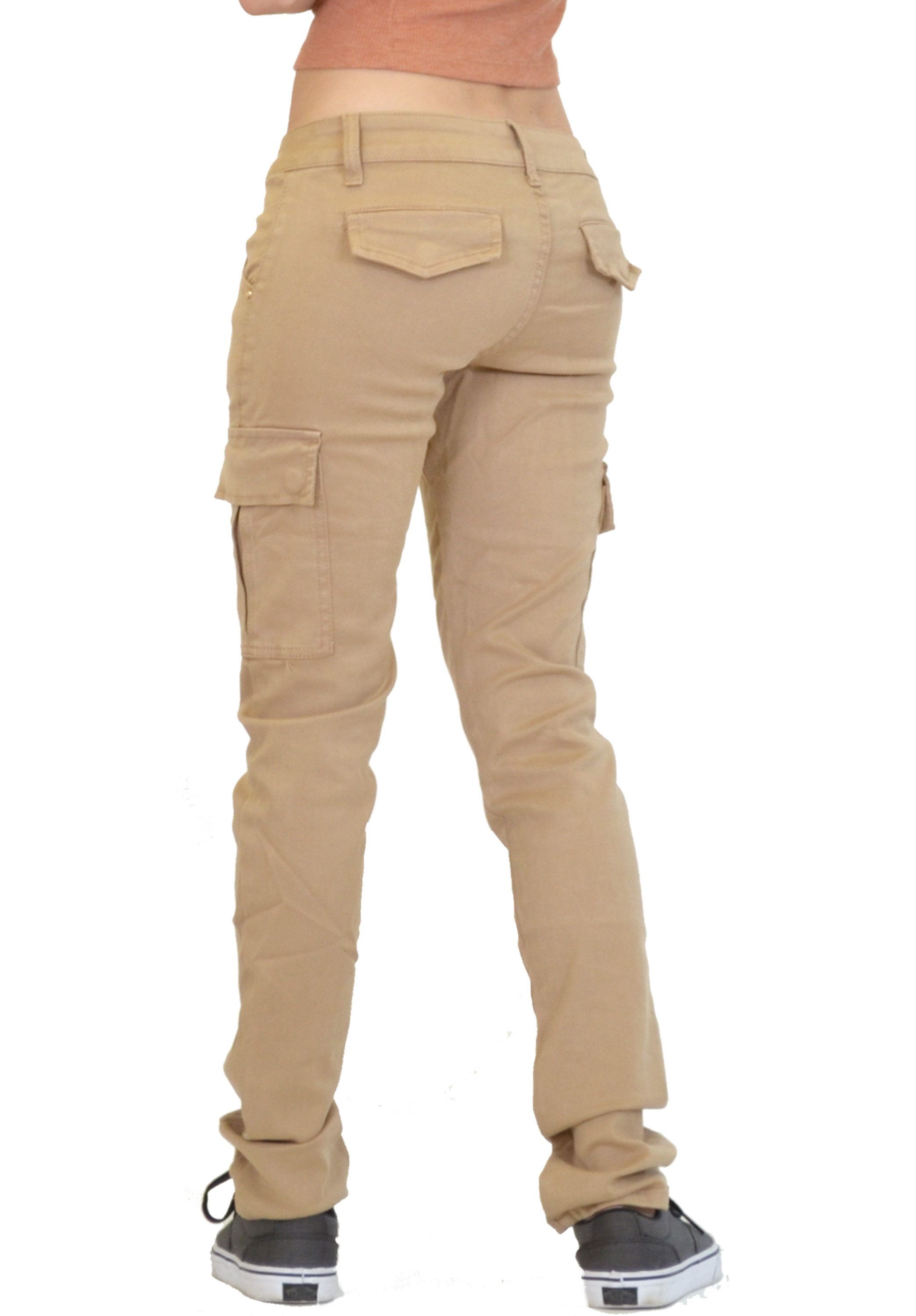 womens cargo pants size 6 photo - 1