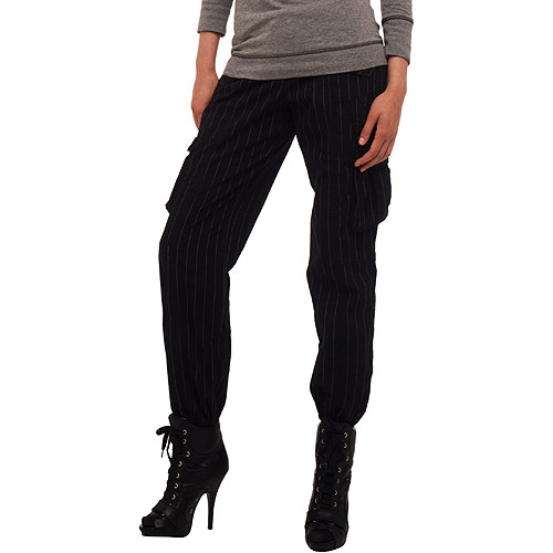 womens cargo pants walmart photo - 2