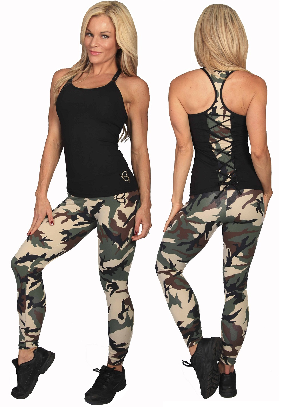 womens exercise clothing cheap photo - 1