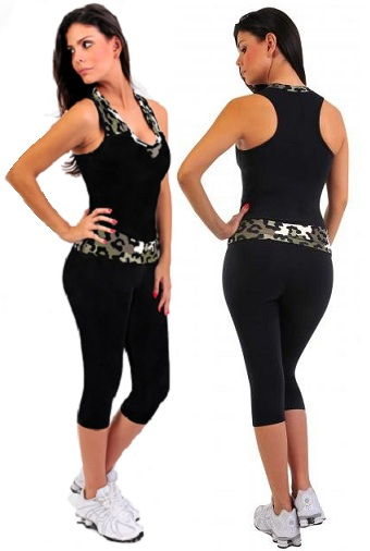 womens exercise clothing discount photo - 1