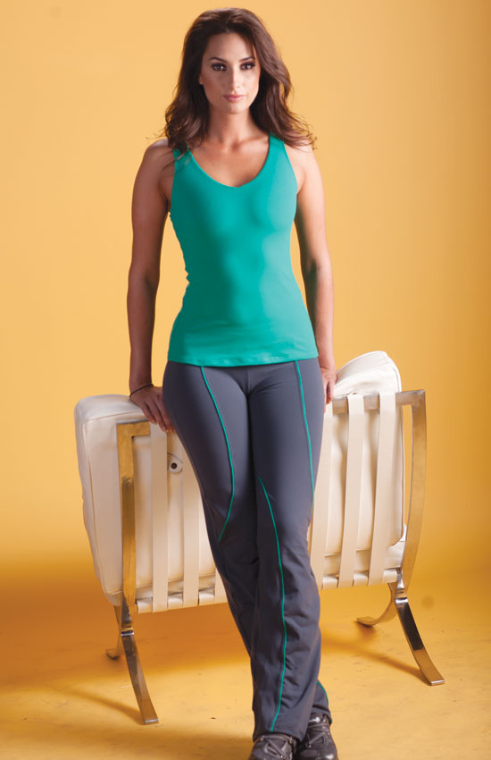 womens exercise pants india photo - 1