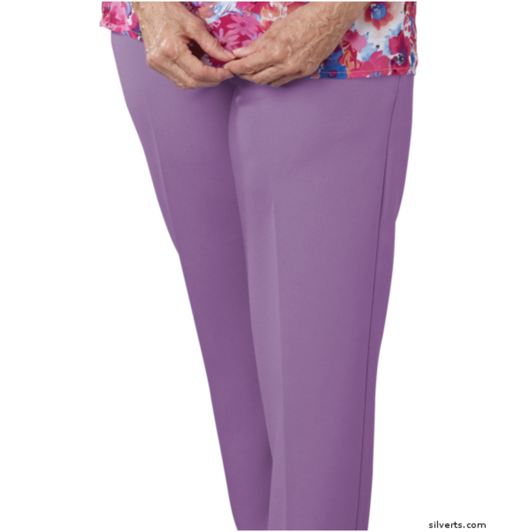 womens exercise pants with pockets photo - 2