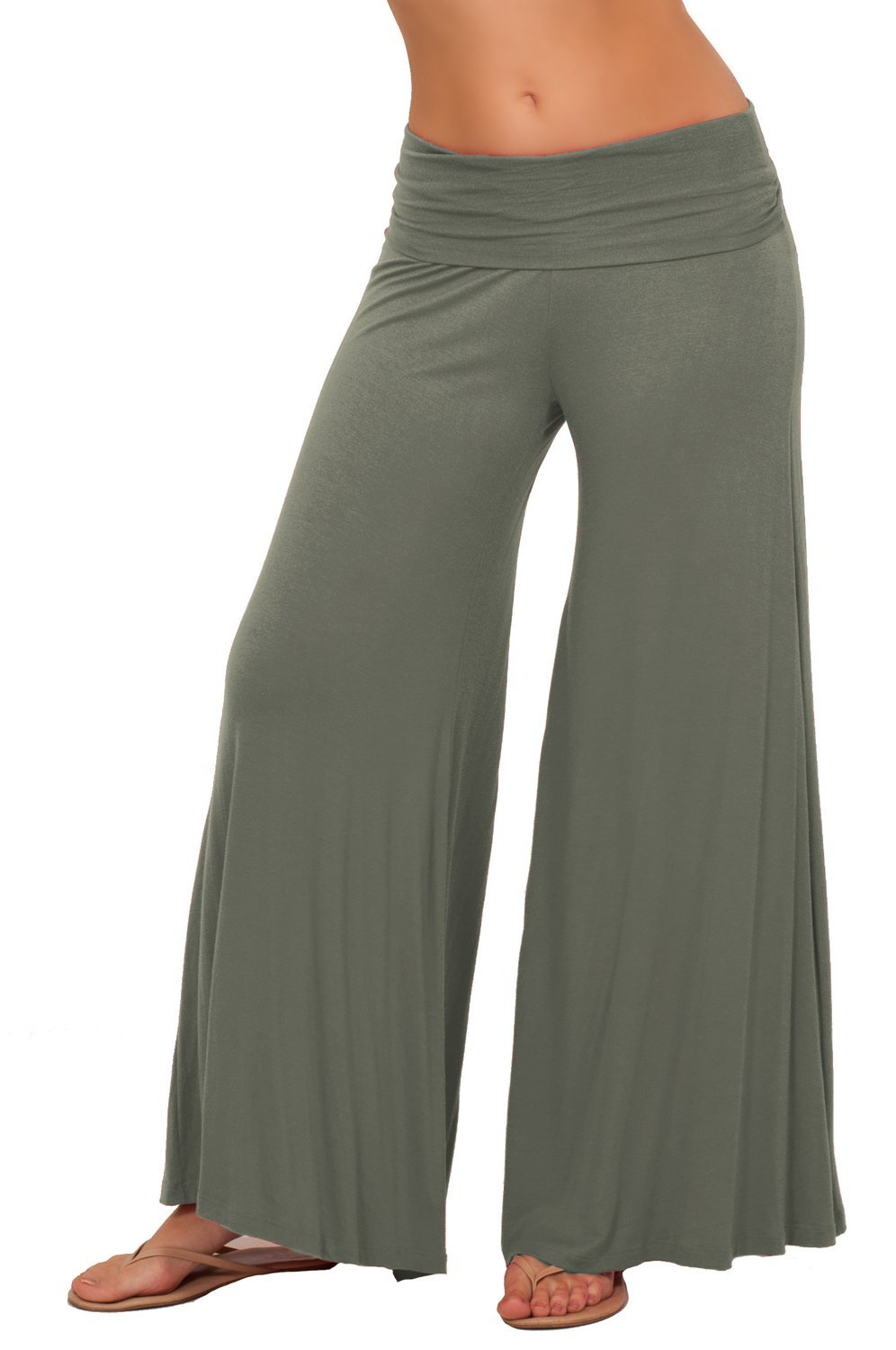 womens goucho pants photo - 1