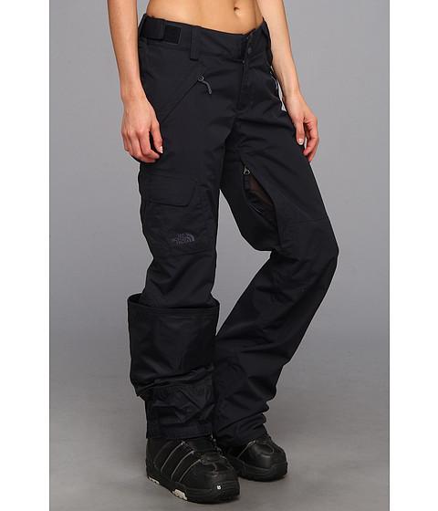 womens insulated cargo pants photo - 2