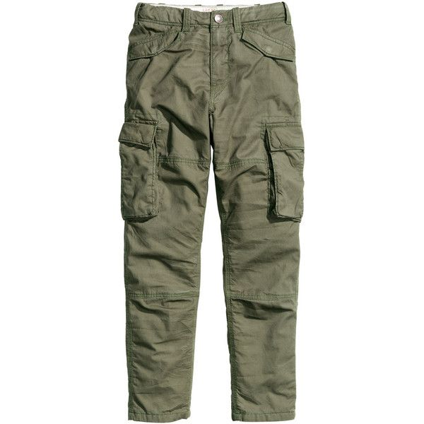 womens khaki cargo pants amazon photo - 1