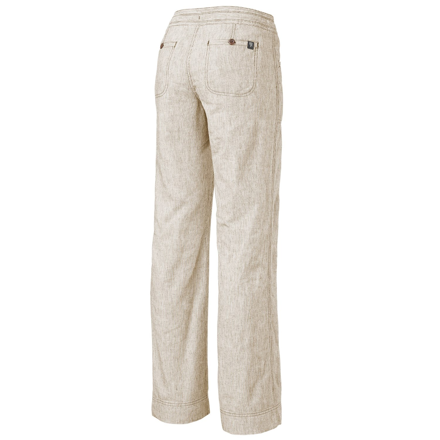 womens linen pants photo - 1