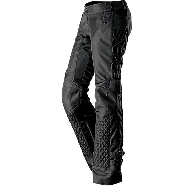 womens motorcycle pants photo - 1