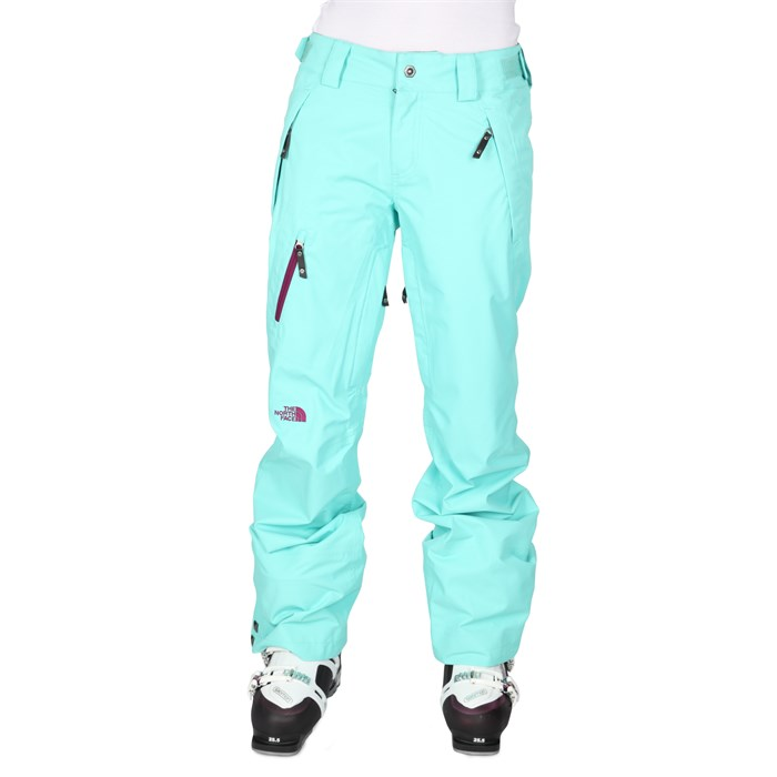 womens north face pants photo - 2