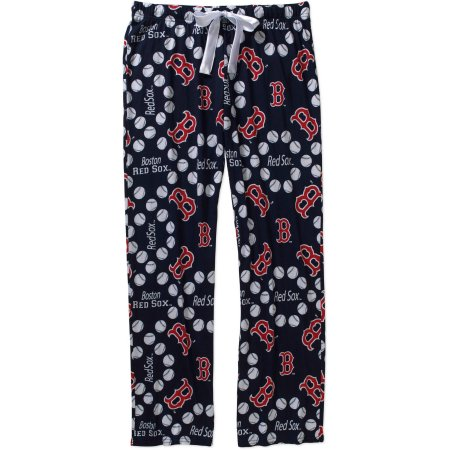 womens red sox pants photo - 1