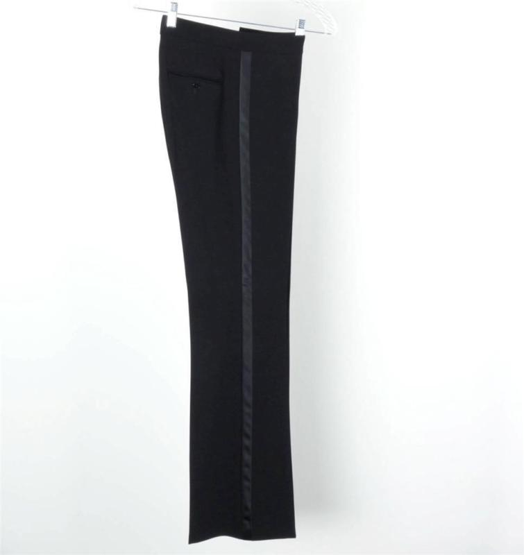 womens tuxedo pants photo - 2