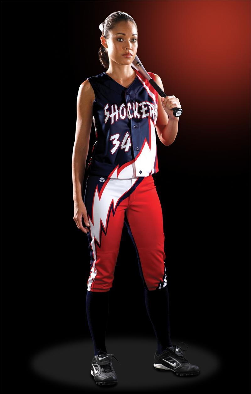 womens white baseball pants photo - 1