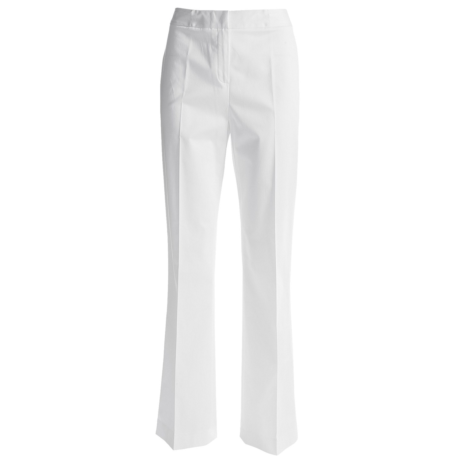 womens white pants photo - 1