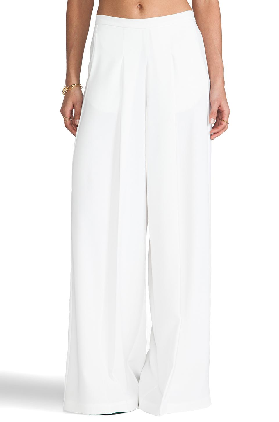 womens wide leg pants photo - 2