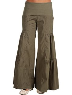 xcvi plus size palazzo pants photo - 2