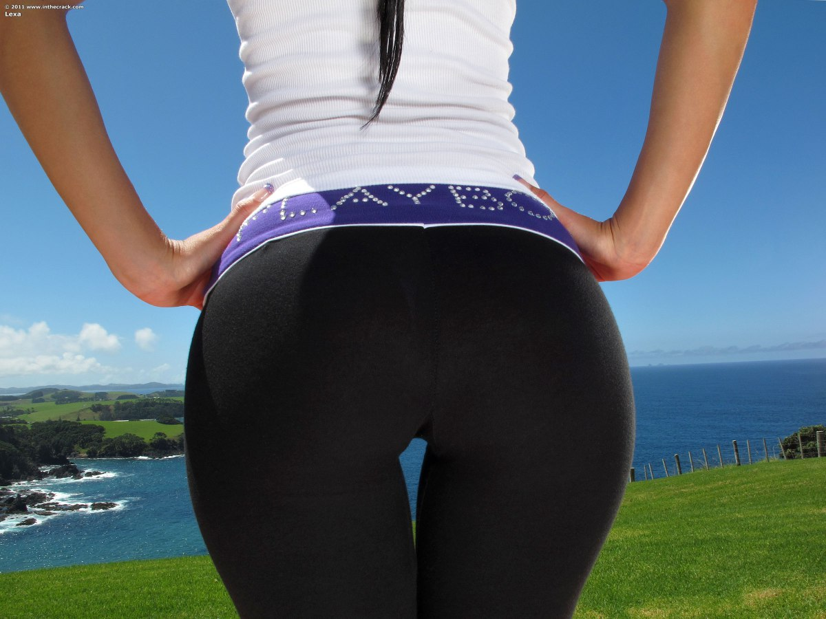 yoga pant letter to editor photo - 1