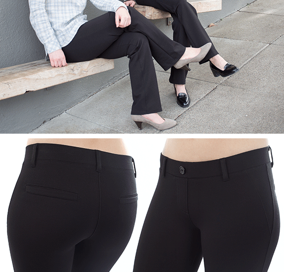 yoga pant work pants photo - 2