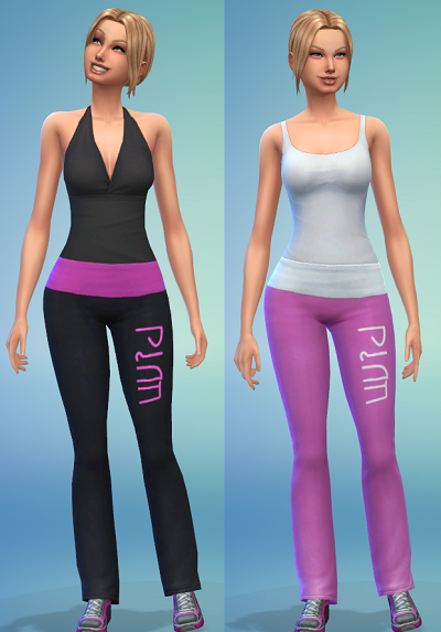yoga pants sims 4 photo - 2